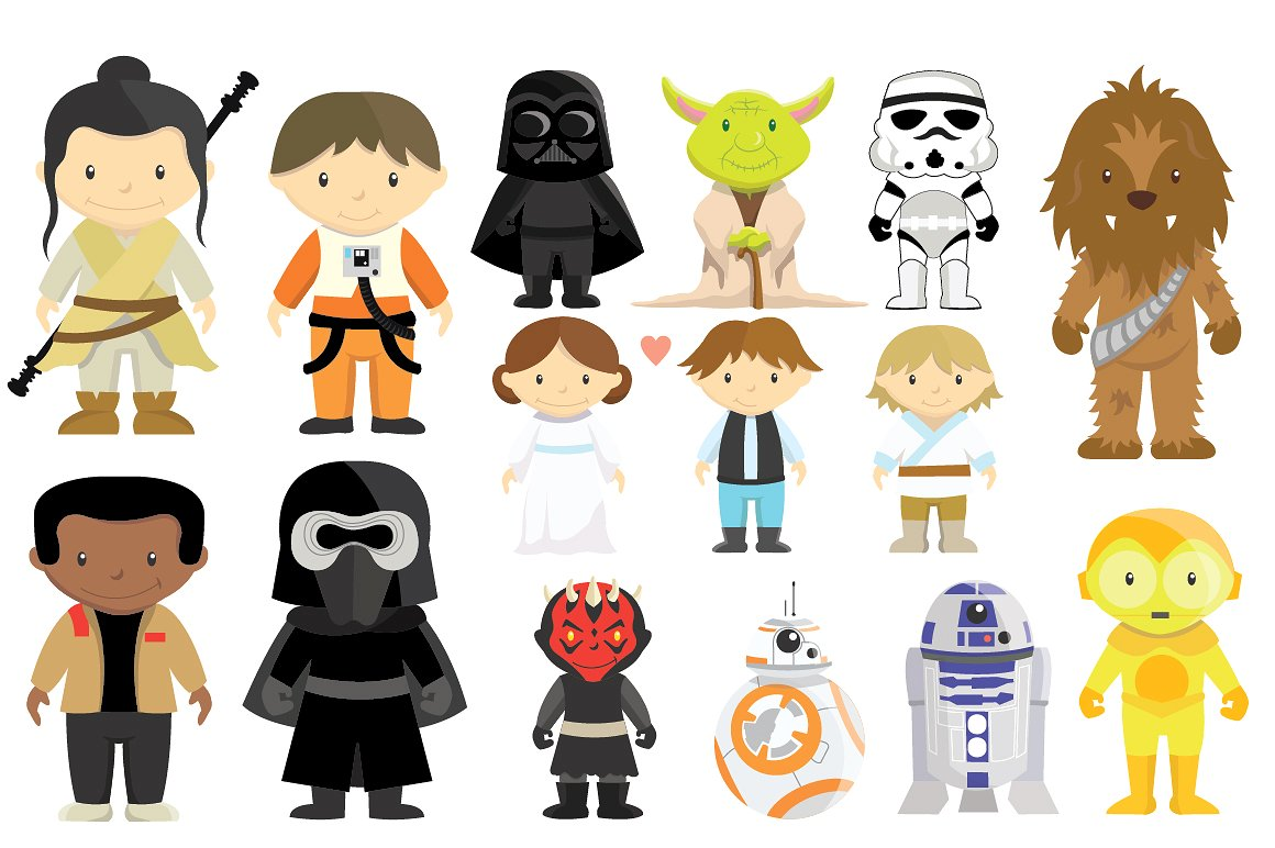 Star Wars Clipart-Clipartlook.com-1160