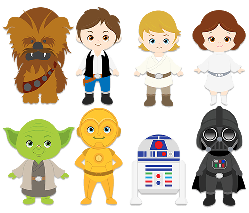 Star Wars Clipart-Clipartlook.com-500