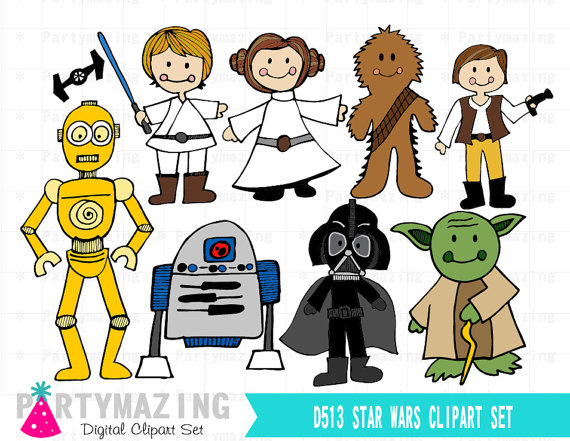 Star Wars Clipart-Clipartlook.com-570