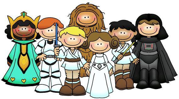 Free Star Wars Clip Art - Star Wars Clipart