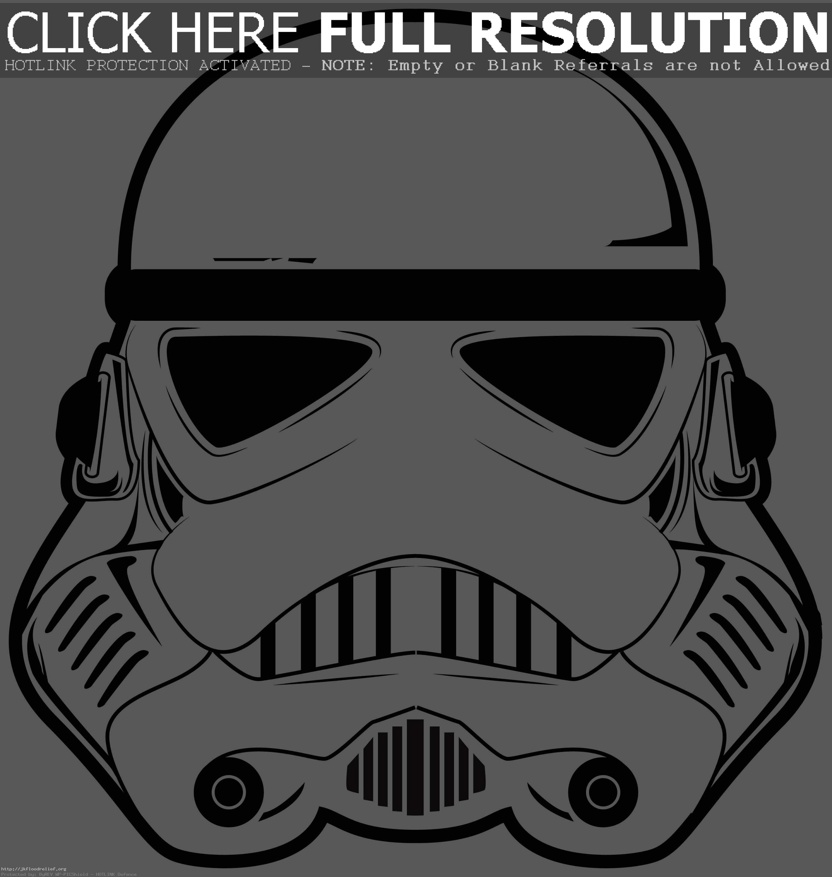 Star Wars Clipart Face Pencil And In Color Stuning Starwars Clip Art