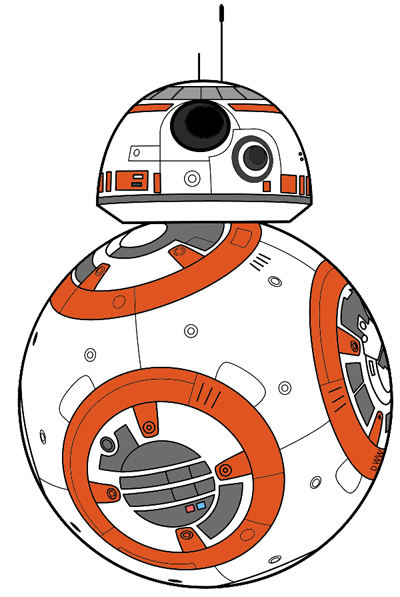 Star Wars: The Force Awakens Clip Art