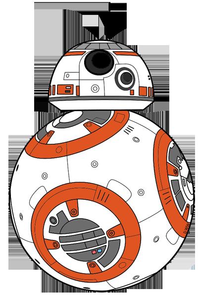 R2 D2 Star Wars Clipart #1