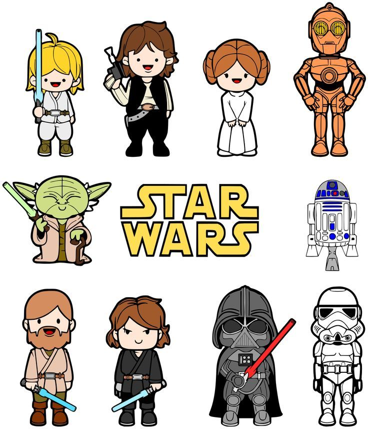 This is best Star Wars Clip A - Star Wars Clipart