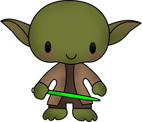 Star Wars u0026middot; Star Wars. Yoda ClipartCap ...