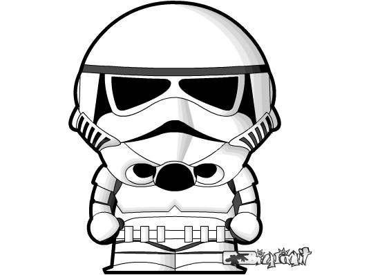 ... Star wars stormtrooper clipart ...-... Star wars stormtrooper clipart ...-5