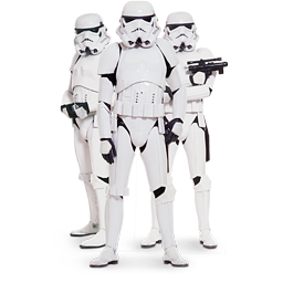 Star Wars Stormtroopers Icon, PNG ClipAr-Star Wars Stormtroopers Icon, PNG ClipArt Image-16