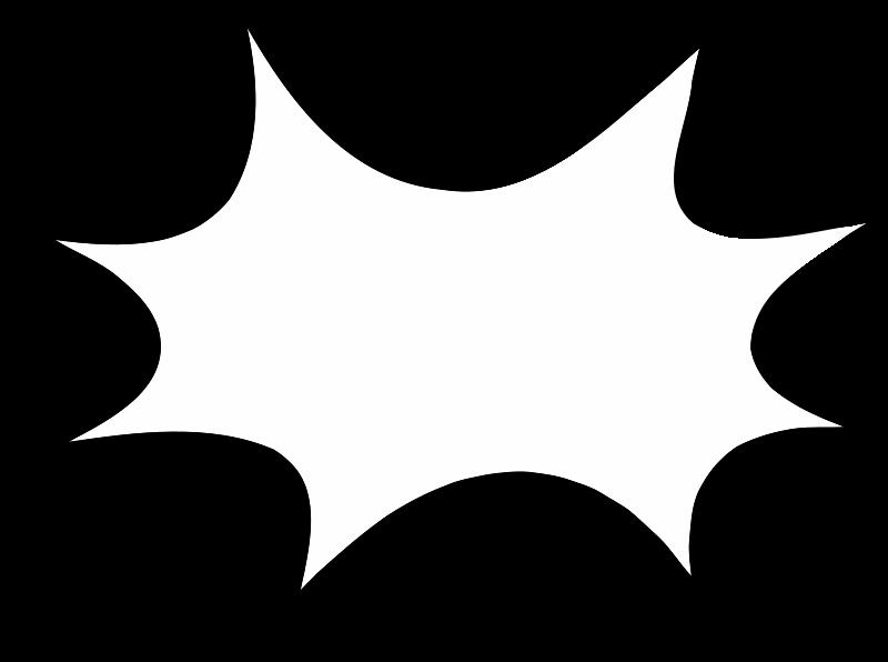 Starburst Clip Art Outline-starburst clip art outline-7