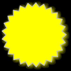 Starburst Outline Clip Art At Vector Cli-Starburst outline clip art at vector clip art-13
