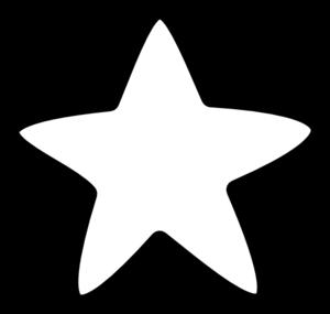 Starfish Clipart Black And White-starfish clipart black and white-18
