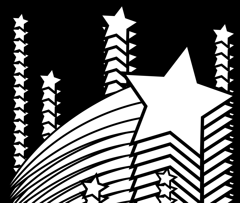 Stars Clipart Black And White U0026 Star-Stars Clipart Black And White u0026 Stars Black And White Clip Art ..-17