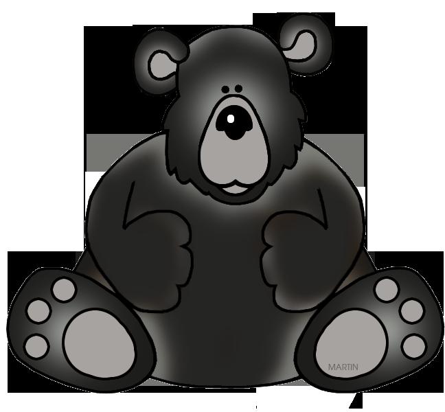 State Animal - Black Bear .