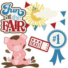 State County Fair Clip Art-State County Fair Clip Art-8