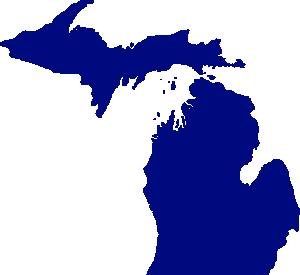 State Of Michigan Clip Art-State Of Michigan Clip Art-17
