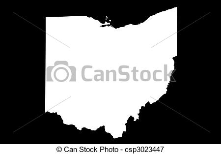 State of Ohio Stock Illustrationsby ...