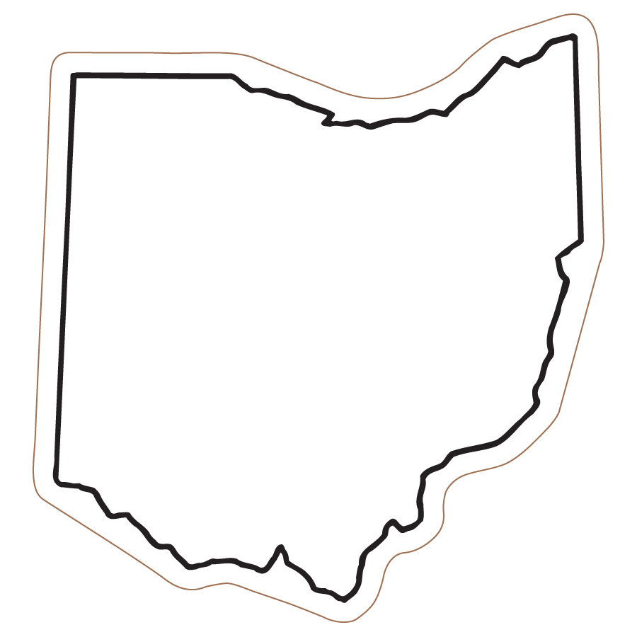 State Outlines Clip Art Cliparts Co
