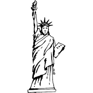 Statue of Liberty - Clip Art Gallery