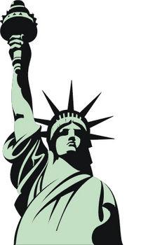 Statue Of Liberty Clipart-Clipartlook.com-201