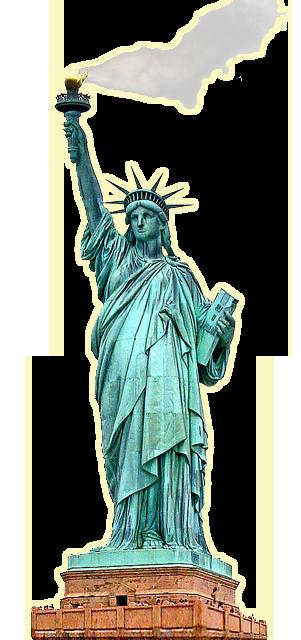Statue Of Liberty Clipart-Clipartlook.com-301