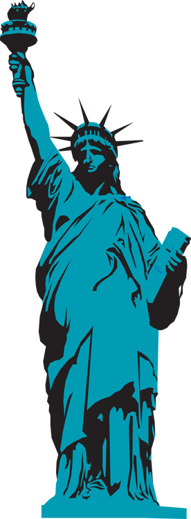 Statue Of Liberty Clipart Statue Of Libe-Statue Of Liberty Clipart Statue of liberty clip art-11