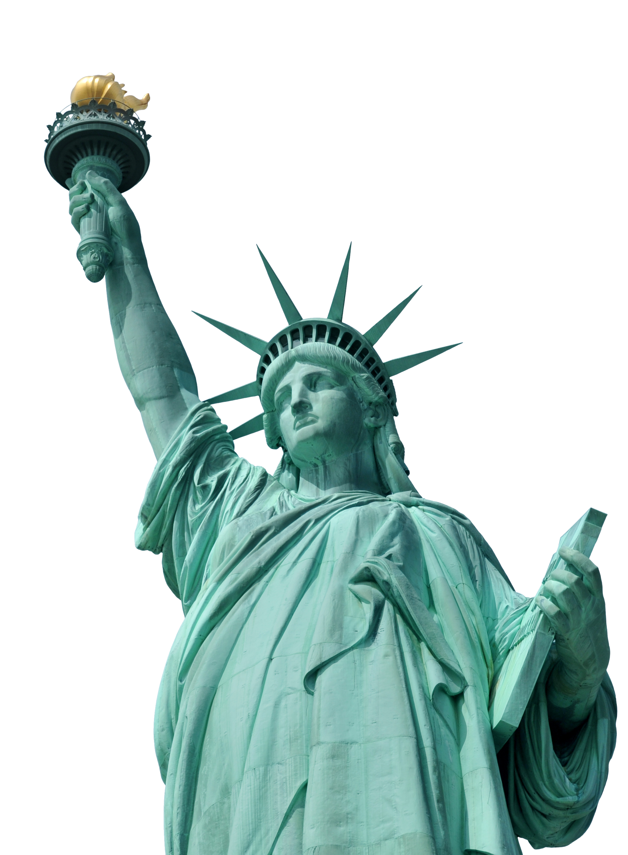 Statue of Liberty PNG Clipart