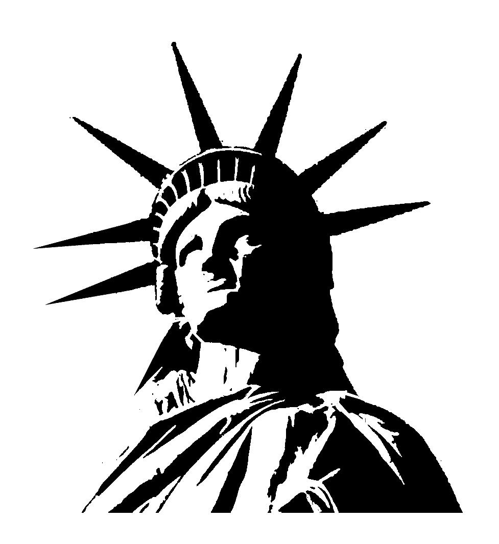 Statue Of Liberty Drawing - Clipart Libr-Statue Of Liberty Drawing - Clipart library-14