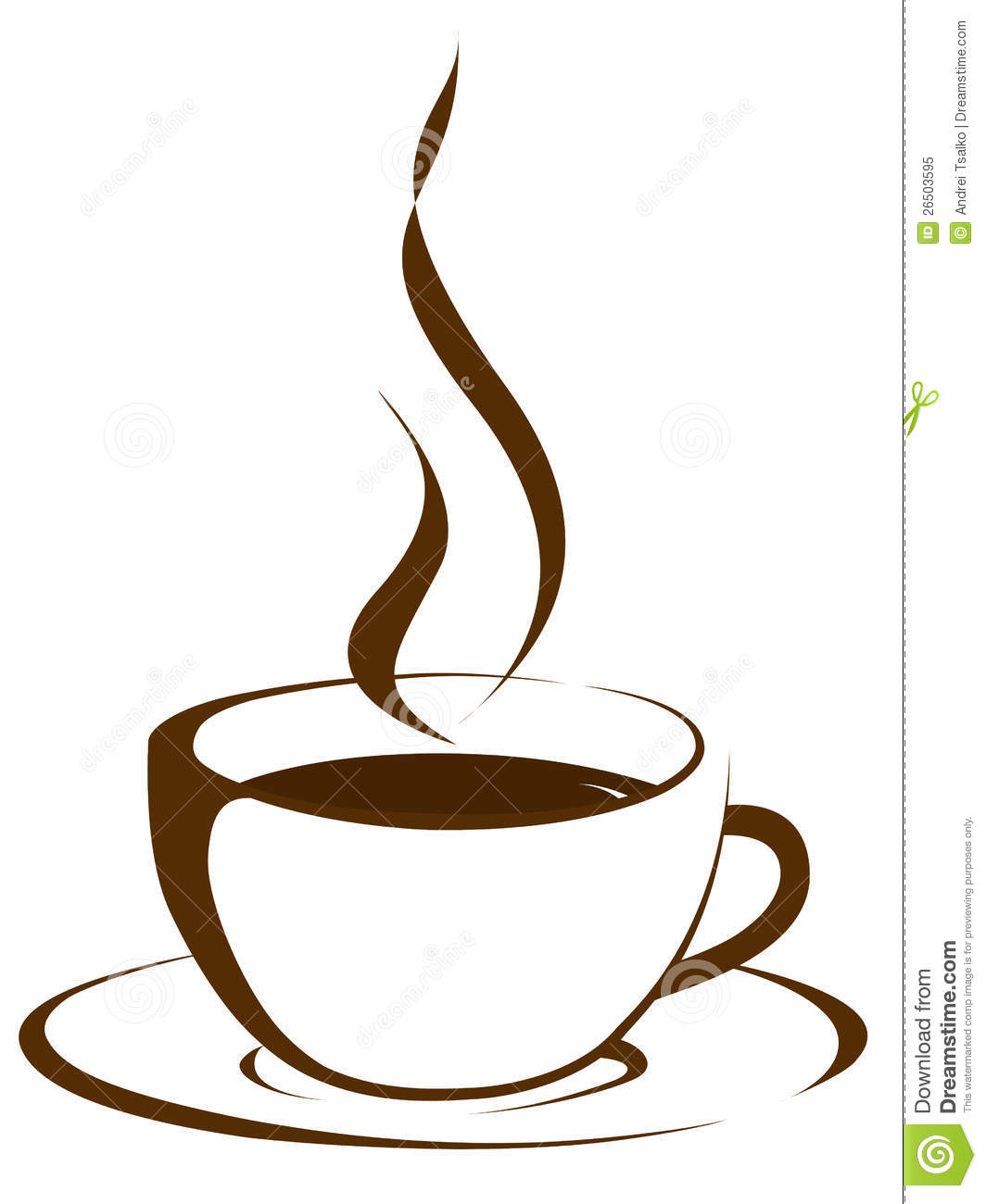 Steam Clipart Cup Coffee Steam 26503595 Jpg