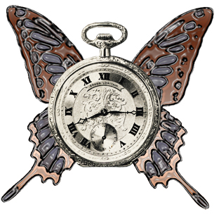 Steampunk Digital Clipart