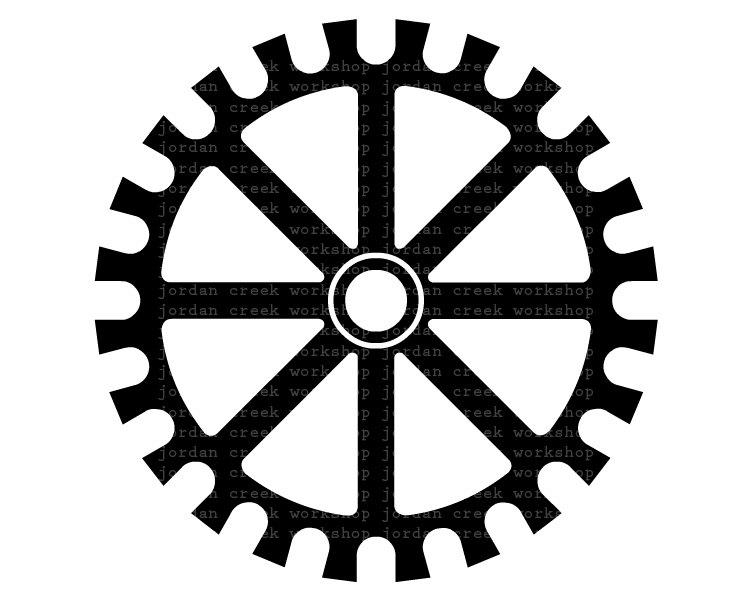 Steampunk Gears Clip Art-Steampunk Gears Clip Art-11