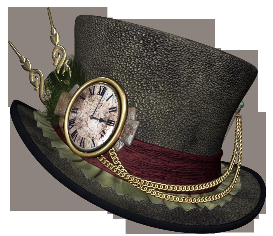 Steampunk Hat PNG Clipart .-Steampunk Hat PNG Clipart .-12
