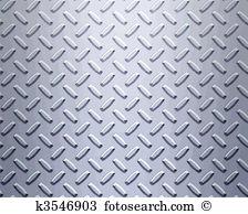 steel diamond plate - Steel Clipart