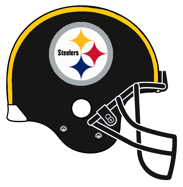 Steelers Football Helmet Clipart Free Clip Art Images