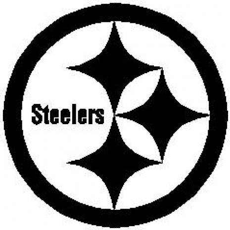 96 Steelers Logo Clip Art