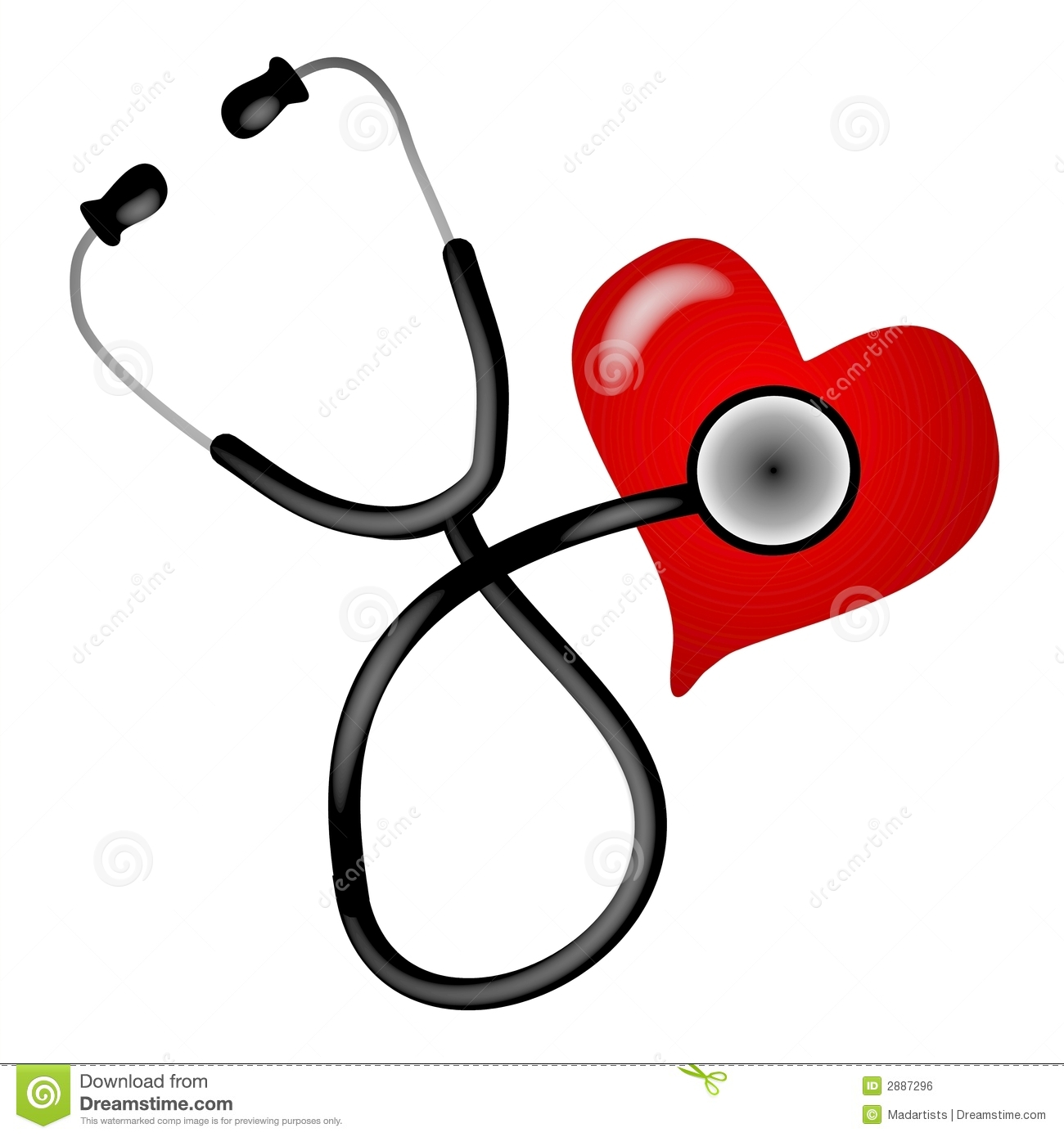 Stethoscope Clipart Free Clip - Stethoscope Images Clip Art