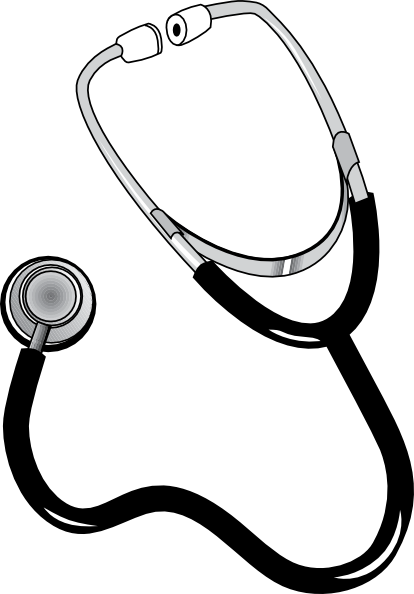 stethoscope clipart-stethoscope clipart-2