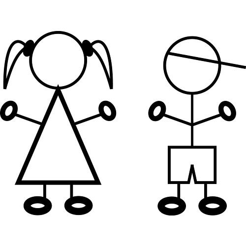 Stick Person Clipart-stick person clipart-9