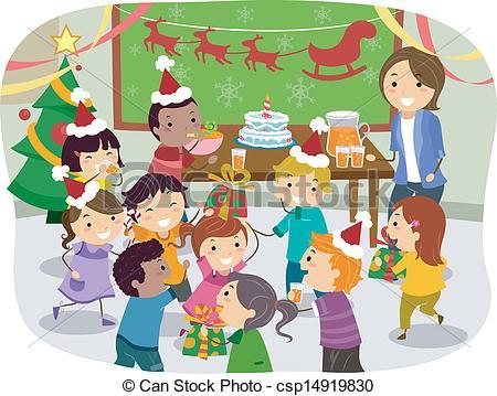 Stickman Kids School Christmas-Stickman Kids School Christmas-12