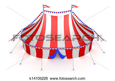 Stock Illustration - Circus Tent. Fotose-Stock Illustration - Circus tent. Fotosearch - Search Clip Art, Drawings, Fine Art-17