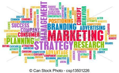 Stock Illustration Marketing Research Stock Illustration Royalty