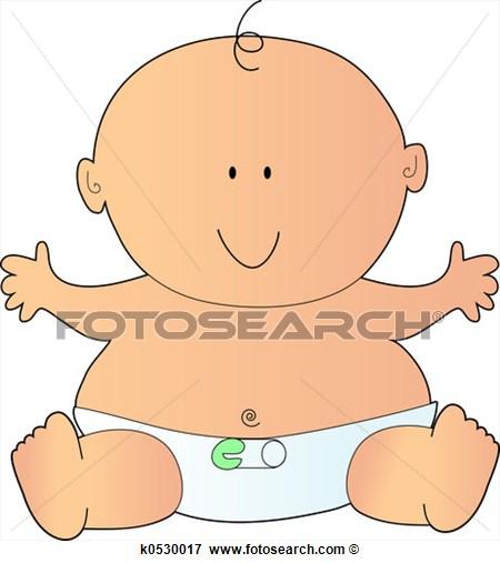 Stock Illustration Newborn Baby Fotosear-Stock Illustration Newborn Baby Fotosearch Search Eps Clipart-15