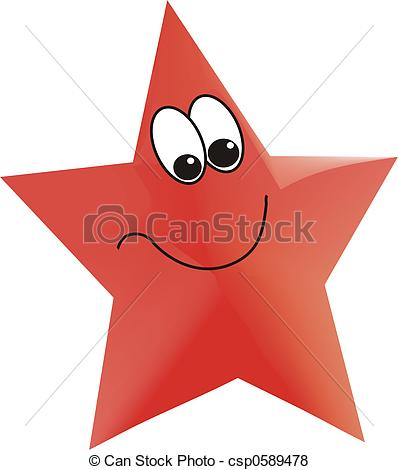 Stock Illustrationby dvarg1/103; red star illustration