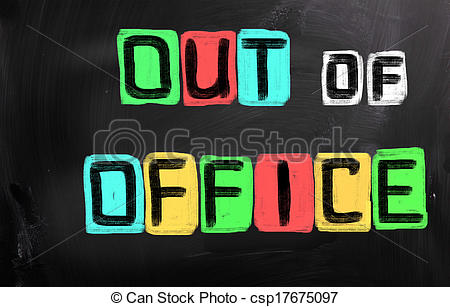 Stock Photographs Of Out Of Office Conce-Stock Photographs of Out Of Office Concept csp17675097 - Search Stock .-9