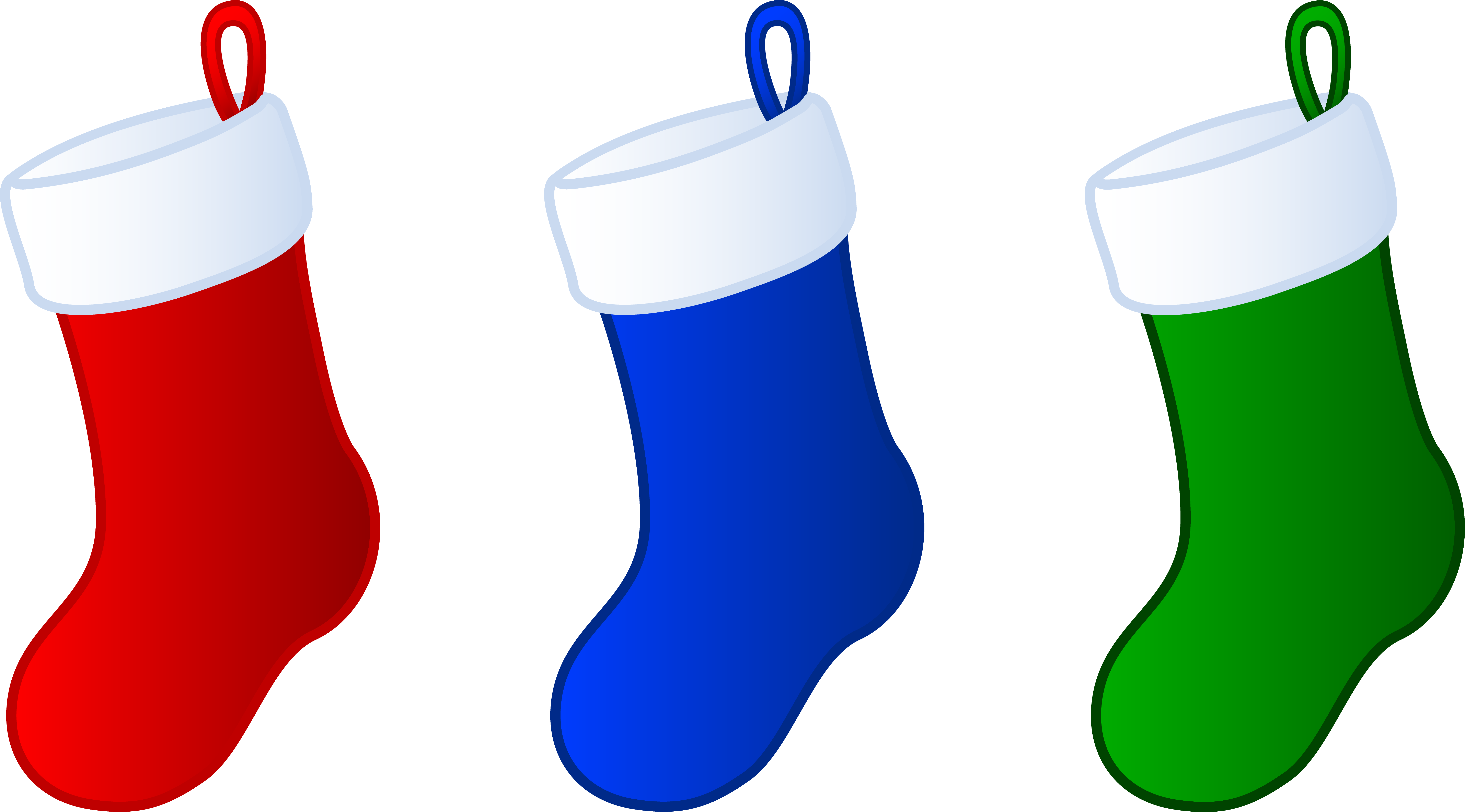 Stocking Clip Art Free   Clipart library-Stocking Clip Art Free   Clipart library - Free Clipart Images-8