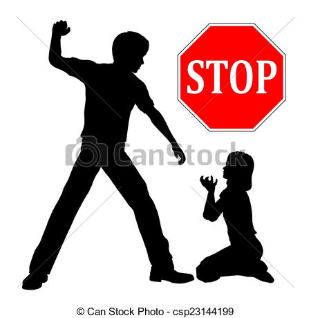 ... Stop Child Abuse - The father must s-... Stop Child Abuse - The father must stop domestic violence.-4