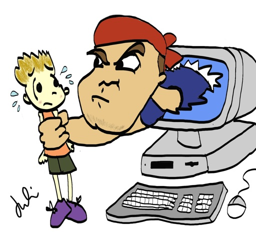 STOP CYBER-BULLYING: .-STOP CYBER-BULLYING: .-18