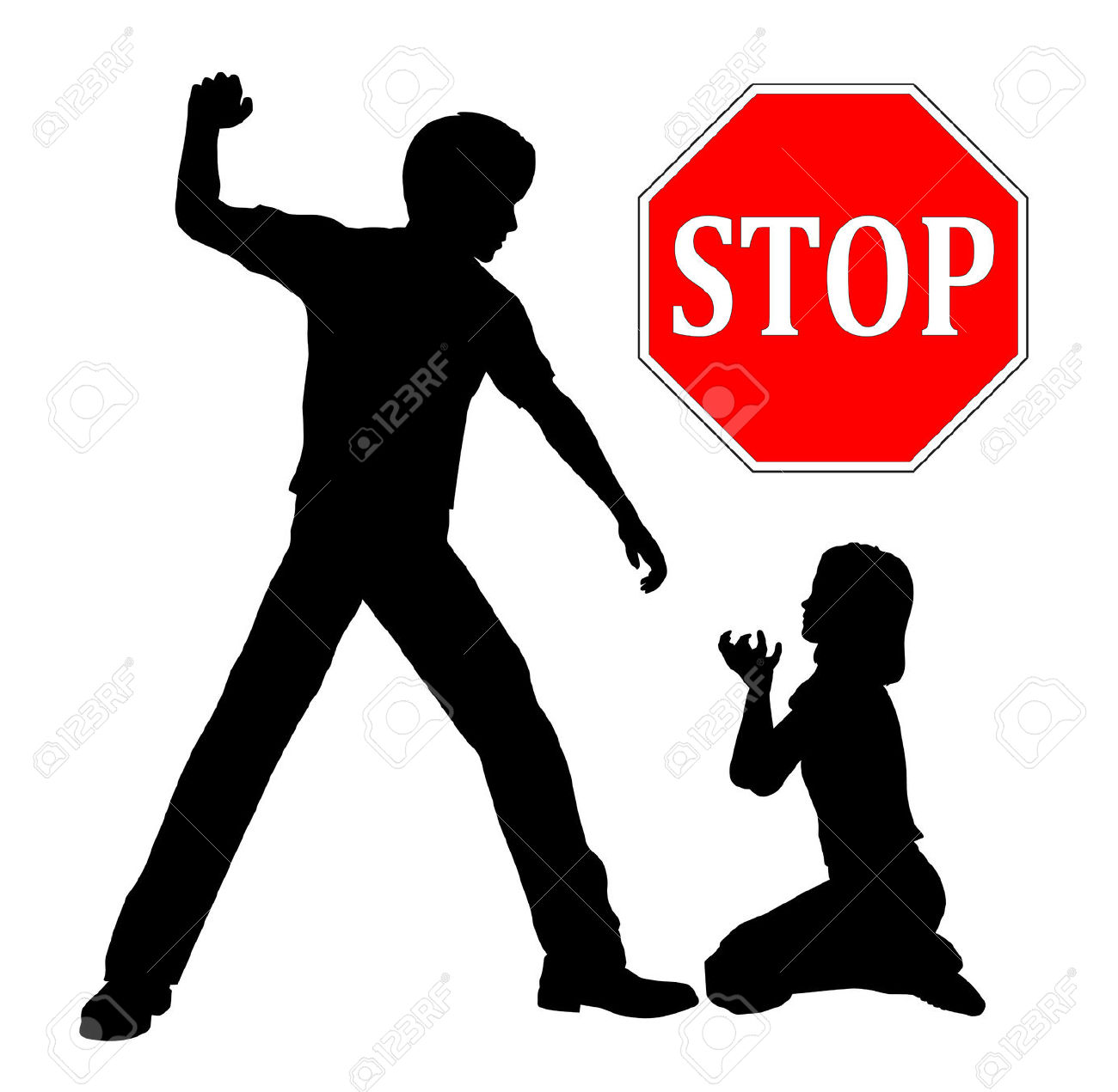 stop domestic violence: Stop .