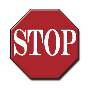 stop sign clipart-stop sign clipart-10