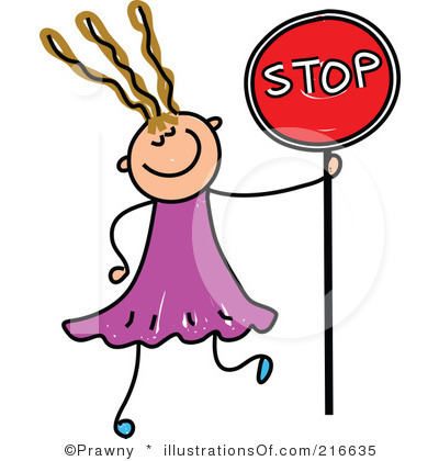 stop sign clipart-stop sign clipart-3