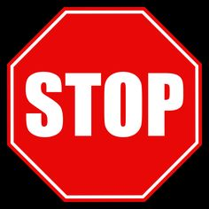 stop sign clipart. Stop Sign free