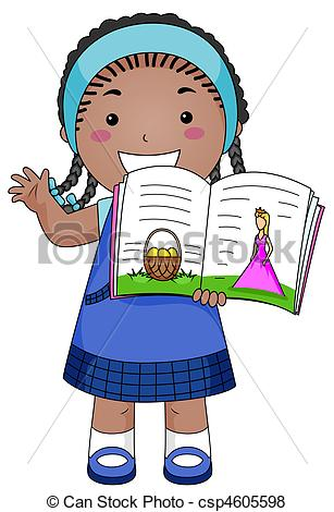 ... Story Telling - A Beaming - Storytelling Clipart